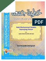 Khutbah Nabi Muhammad SAW Teladan Sepanjang Zaman (Rumi).pdf