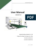 User Manual CNCHK 9.2