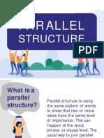Parallel Structure Exp-1