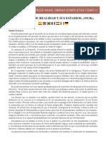 Selecciones Ferenczianas Obras Completas Tomo II El Sentido de Realidad y Sus Estadios 1913h