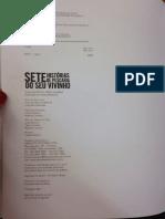 Sete Histórias de Pescaria de Seu Vizinho PDF 1