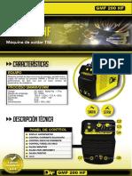 Gmf 200 Hf Pdf1_ Maquina Soldar