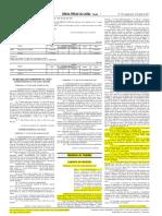 Diario Oficial Portaria 873