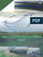 referencias hidrologicas honduras