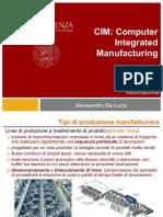 Automazione CIM Architetture