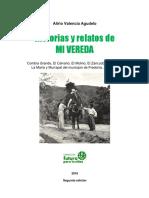Historia de Mi Vereda Fredonia 2016