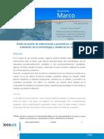 Grado de Acierto de Estimaciones y Pronosticos - Criterios de Eval de La Metodologia y Calidad Del Analisis