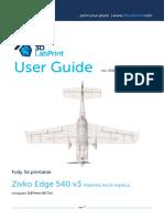 Userguide EDGE 540v3 HA Assembly
