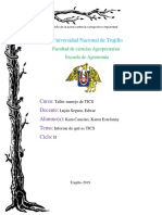 Informe de Manejo de Tics