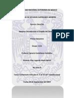 Comentarios Articulos 6-10 Constitucional