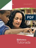 Caderno Biblioteca Tutorada