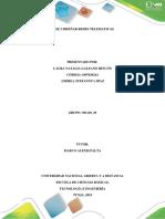 Fase 2 Diseñar Redes Telematicas
