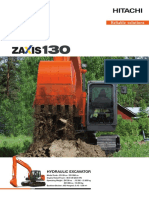 Zaxis 130-5B
