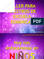 Guia Maestros Escuela Dominical