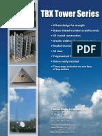 2013 TBX Tower Catalog