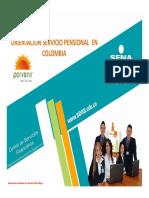 """""""Invalidez, Sobrevivencia y Complementos de La Pensión Obligatoria"""""""