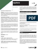 CA Arsenazo Liquiform 95 Esp