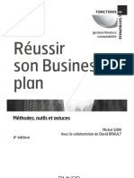 Reussir Son Business Plan