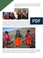 La Cultura Quechua