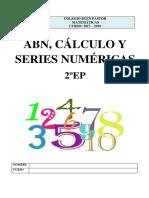 Cuadernillo ABN-calculo y Series Numericas-2EP