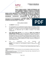 Sección 4 Modelo de Contrato Pa