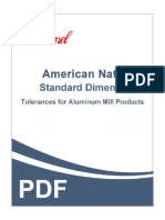 """American National Standard Dimensional Tolerances for Aluminum Mill Products""的副本 Organized Compressed"