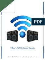 EDM Labels