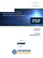Realizing CMMI Using Enterprise Architect