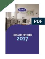 Catalogo Carrier
