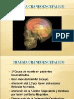 4 Trauma Craneoencefalico