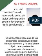 Alcohol en El Medio Laboral
