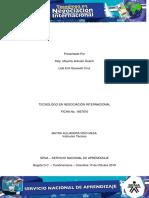 Evidencia 7 Propuesta Analisis de Resultados Evaluacion de Desempeno