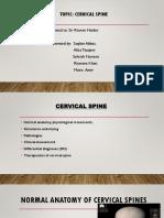 CERVICAL presentation.pptx