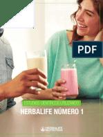 Folleto Estudios Cientificos Herbalife Numero 1 Pah Mx 2019