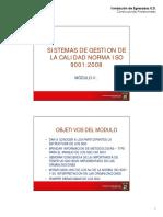 2 Módulo Norma ISO 9001