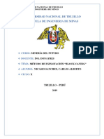 MINERÍA DEL FUTUTO - BLOCK CAVING.docx