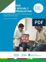 Consejerias en Salud Sexual y Salud Reproductiva