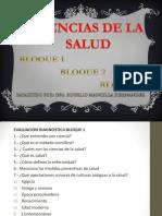 C. DE LA SALUD 1