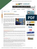 Revista Electroindustria - Pruebas Recomendadas Para Un Óptimo Funcionamiento de Bancos de Baterías