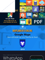 002 Como Geocodificar Planilha Do Excel No Googlemaps