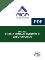 3T 2016 - Riesgos y Medidas Preventivas en Laboratorios
