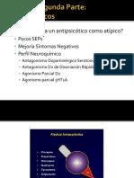 Antipsicóticos Segunda Clase 1ª Parte