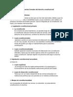Fuentes Formales Del Derecho Constitucional.final