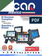 FCAR Mexico Folleto 2019