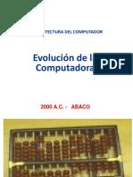 EVOLUCION DE LAS COMPUTADORAS.ppt
