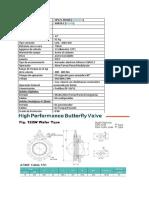 Datos de Valvula y Flujometro