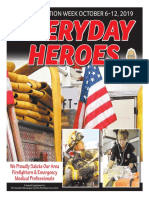 Everyday Heroes Special Section