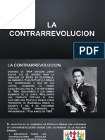 La Contrarrevolucion