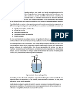 Informe equilibrio químico LEM 6