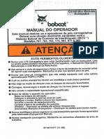 Manual Bob Cat